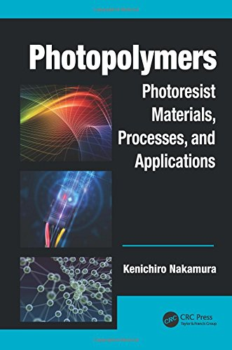 Price comparison product image Photopolymers: Photoresist Materials, Processes, and Applications (Optics and Photonics)