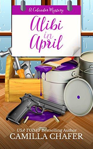 Alibi in April (Calendar Mysteries Book 4) Romance Calendar