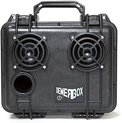 Rugged, Portable Bluetooth Speakers: Toughest, Most Durable Waterproof  Speaker Box – Dual Wireless Speakers with 50 Hour Battery Life, Internal  USB