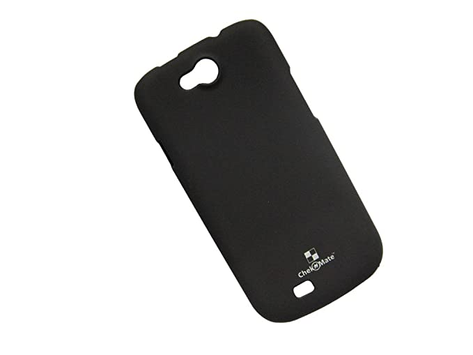 best sneakers 1bb35 29611 Check n Mate Back Cover for Micromax Canvas A93 Elanza BLACK: Amazon ...