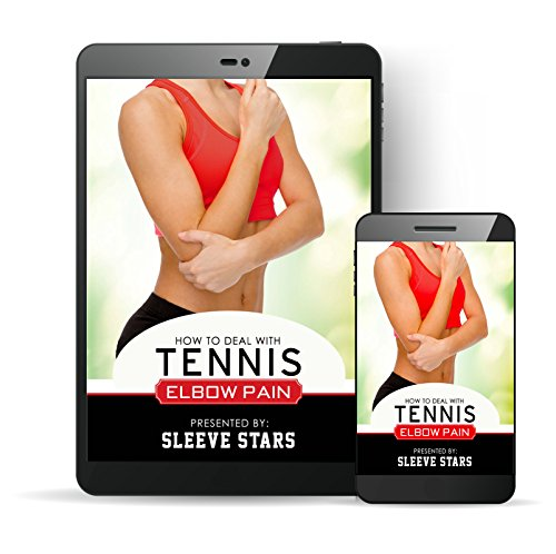 #1 Best Tendonitis Tennis & Elbow Brace With Compression Pad for Men & Women - For Great Support & Pain Relief Against Epicondylitis - Premium Quality! One Size. 1-pack.