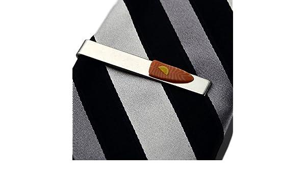 Quality Handcrafts Guaranteed Clip de Corbata de salmón de Calidad ...