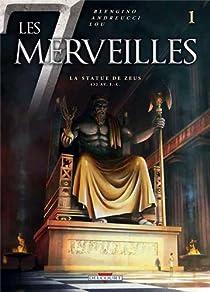 Les 7 Merveilles, tome 1 : La Statue de Zeus par Blengino