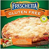 Freschetta Thin and Crispy Cheese Pizza, 5.5 Ounce -- 16 per case.