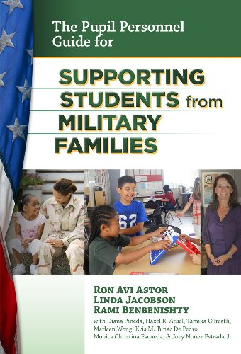 The Pupil Personnel Guide for Supporting Students from Military Families