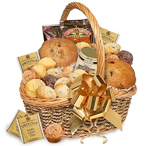 Simply Scrumptous Morning Gift Muffin Basket