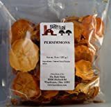 Dried Persimmon Slices, 8 oz.