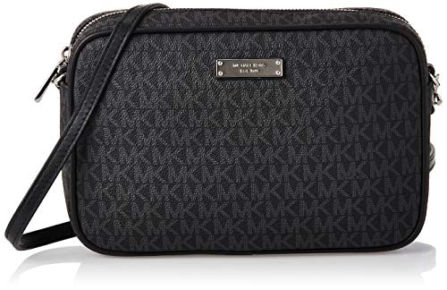 MICHAEL Michael Kors Large East/West Crossbody Black One Size