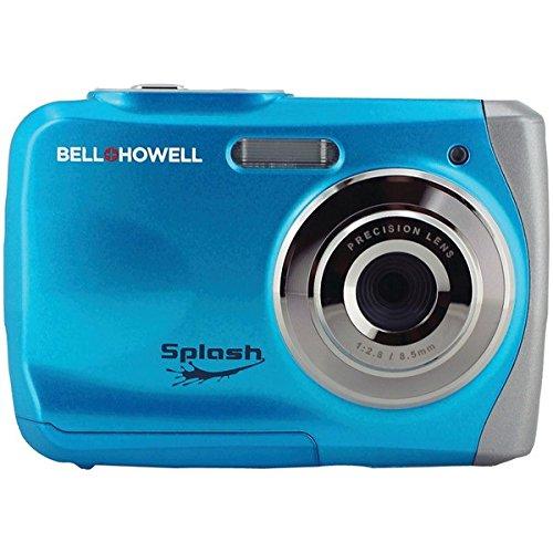 BELL+HOWELL WP7-BL 12.0-Megapixel WP7 Splash Waterproof Digi