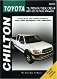 Toyota Tundra & Sequoia, 2000-2002 (Chilton's Total Car Care Repair Manual)
