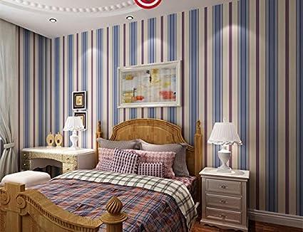 Camere Da Letto Moderne Rosa : Mddw stelle camere moderne per bambini caldo rosa strisce verticali