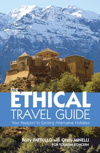 Bol. Com   the ethical travel guide, polly pattullo   9781844077588.