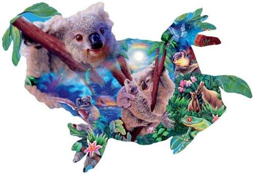 Koala Kingdom 1000 pc Jigsaw Puzzle