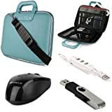 SumacLife Cady Collection Carrying Case for Dell Latitude 12.5 to 14
