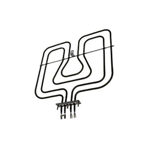 Corbero Horno Parrilla Doble Elemento Calefactor: Amazon.es ...