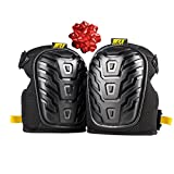 Best Heavy Duty Professional Gel Knee Pads For Work  Protection Gardening Flooring and Construction