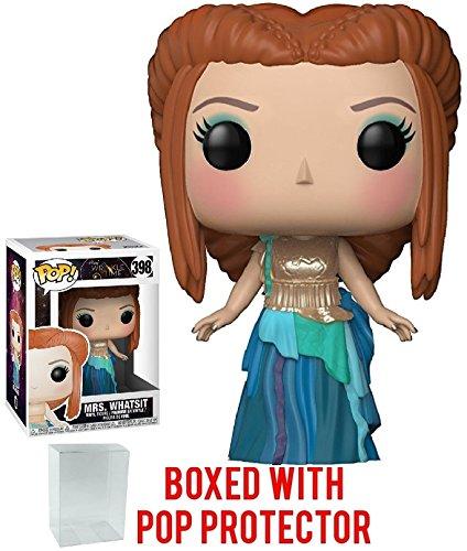 Funko Pop  Disney  A Wrinkle In Time   Mrs  Whatsit Vinyl Figure  Bundled With Pop Box Protector Case