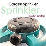 8 Pattern Garden Sprinkler - Lawn Spray Nozzle
