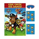 Bargain World Paw Patrol Party Game (with Sticky Notes)
