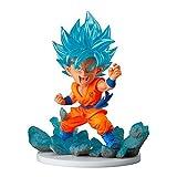 Dragon Ball Cho UG 01~Ultimate DeskTop Figure~SSGSS Goku Size 59mm
