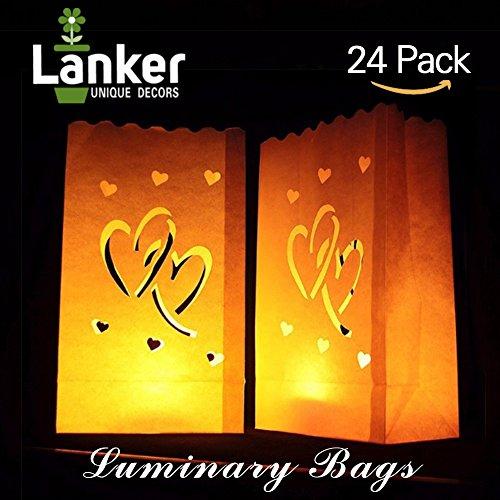 Candle Luminaries Bags - 2