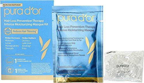 PURA DOR Conditioning Moisturizing Ingredients product image