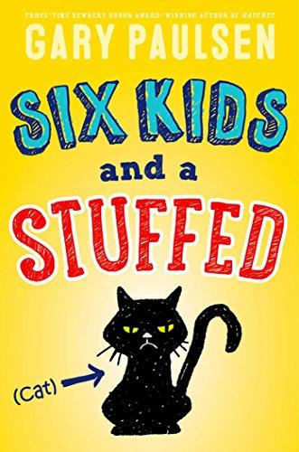 - Six Kids and a Stuffed Cat