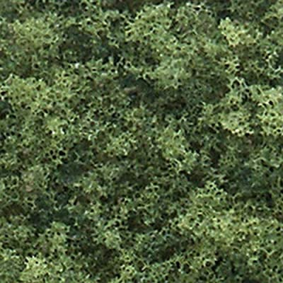 Woodland Scenics T64 Coarse Turf Medium Green: Toys & Games