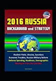 The purpose of this study was to gain a better understanding of the present situation in Russia and examine possible influences on potential strategies moving forward. The relationship the United States has with Russia is only deteriorating, and Russ...
