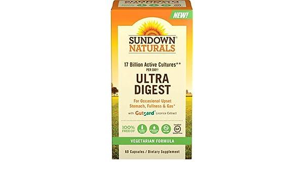 Sundown Naturals - Ultra resumen - 60 cápsulas: Amazon.es: Salud y cuidado personal