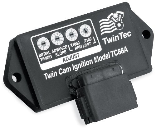 (Daytona Twin Tec TC88A Plug-in Ignition for Harley Davidson 2004-06 Twin Cam/Sp)