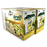 Brothers-ALL-Natural Fruit Crisps, Banana, 0.59 Ounce (Pack of 24)