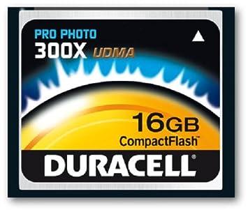 Amazon.com: Duracell Pro Photo – Tarjeta de memoria flash ...