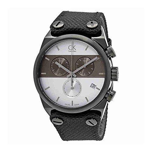 Calvin Klein Eager Men's Quartz Watch K4B384B6