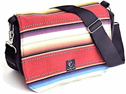 Certified Refurbished Capturing Couture Navajo Red Camera Bag
