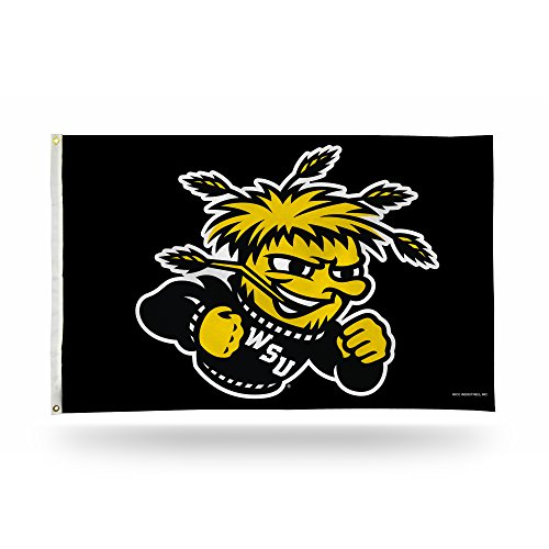 Wichita State Shockers 3X5 Banner Flag