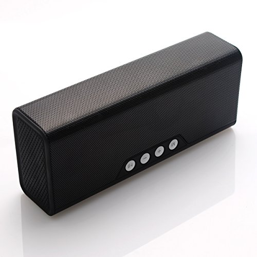 Bluetooth Speakers Gaosa Powerful Card Black product image