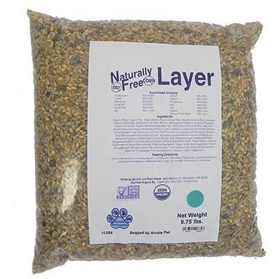 Scratch Peck Naturally Organic Layer