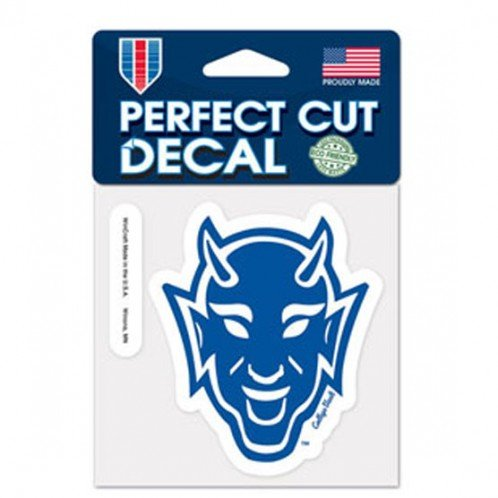 Decal Devils Blue - Wincraft Duke Blue Devils 4