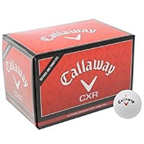 Callaway CXR Dozen Golf Balls by Callaway