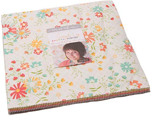 Sunnyside Up Layer Cake, 42-10'' Precut Fabric Quilt Squares by Corey Yoder