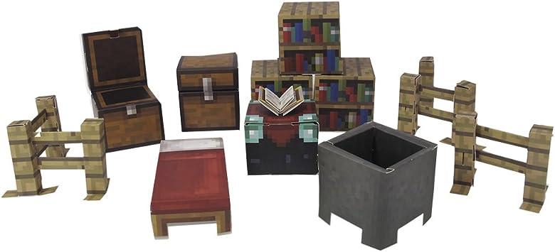 Minecraft - Utility Pack, 30 Piezas (Giochi Preziosi 16700): Amazon.es: Juguetes y juegos