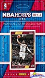 2016/2017 Panini Hoops NBA Basketball Complete All Star Collection Special Edition Factory Sealed Set with Stephen Curry, Lebron James, Kevin Durant, Russell Westbrook, Kristaps Porzingis & More!!