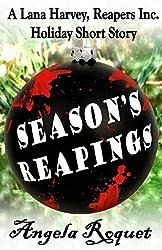 Season's Reapings: A Lana Harvey, Reapers Inc. Holiday Short Story