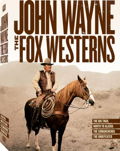 John Wayne: The Fox Westerns Collection (The Big Trail / North to Alaska / The Comancheros / The