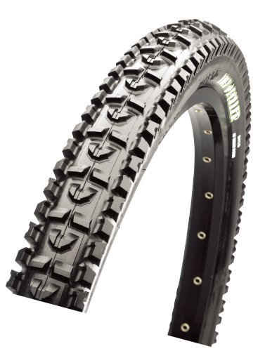 Maxxis High Roller Mountain Bike Tire (Wire Beaded 60a, 24x2.5)