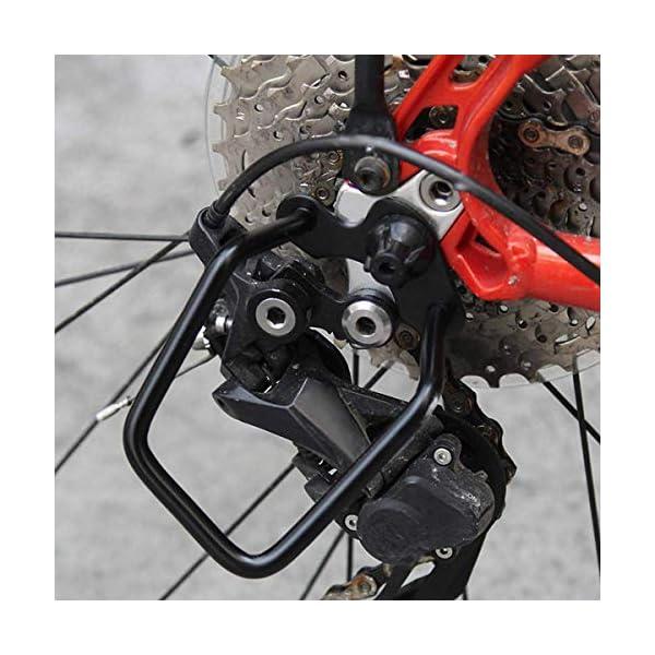 Spostamento Biciclette Leva 3x7 Velocit/à Deragliatore Freno Leva Del Cambio Thumb Gear Shifter Leve Mtb Cambio Cavo