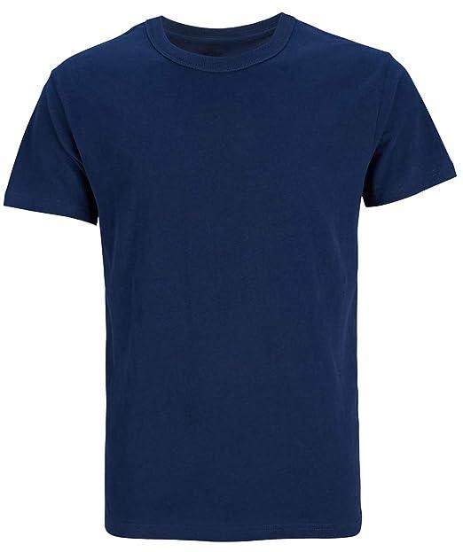 Cosavorock Camisetas Gruesas de algodón para Hombres  Amazon.es  Ropa y  accesorios 12755090154