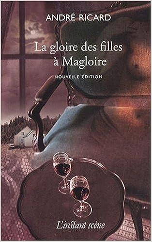 Livres La gloire des filles à Magloire pdf, epub ebook