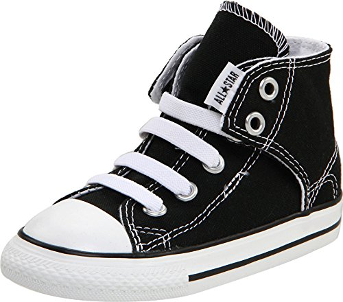 Converse Chuck Taylor All Star Easy Slip Fashion Sneakers, Black, Size 2 Infant
